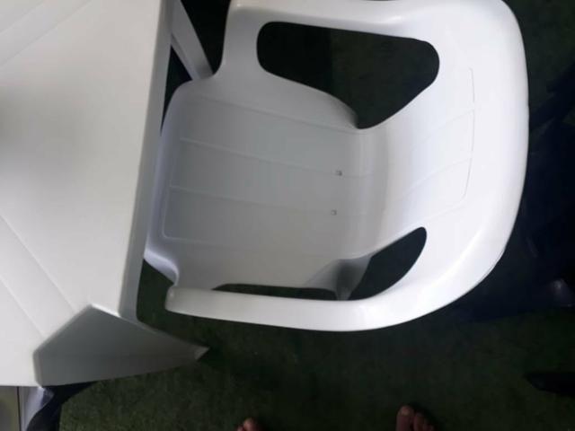 Mesa e cadeiras bistrô - Foto 3