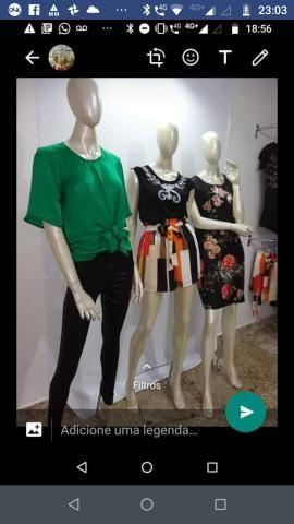 b07228d7e Venda de Loja de Roupas Femininas - Roupas e calçados - Cidade ...