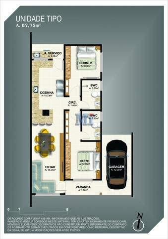 Casa residencial - Barra Velha/SC. Contato: (47) 9  * - Foto 17