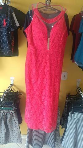 Vendo esse vestido de festa