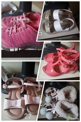 96fc441dd Lotes de calçados infantil do 22 ao 25 - Artigos infantis - Jardim ...