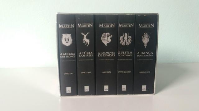 448943f70 Edição de colecionador game of thrones - Livros e revistas - Vila ...