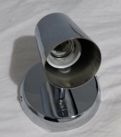 Luminária Spot Metal Estilo Industrial