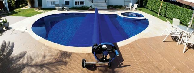 9bbda5bde Enrolador de Capa para piscina Atco - Materiais de construção e ...
