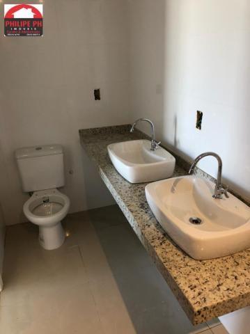Duplex novo - 3 quartos sendo 2 suítes - fino acabamento - Foto 5