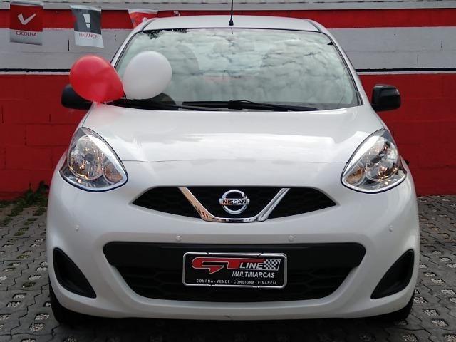 Nissan March 1.0 S Financio!!! - Foto 2