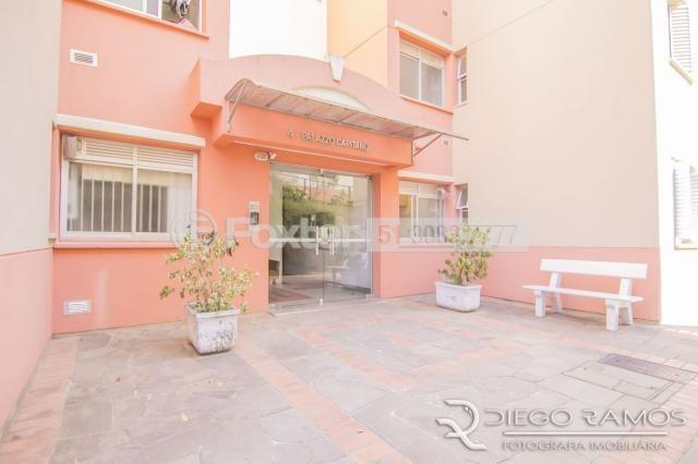 Apartamento à venda com 3 dormitórios em Jardim carvalho, Porto alegre cod:189543 - Foto 3