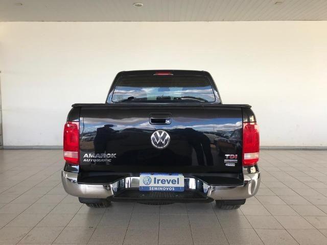 VW - Amarok CD 2.0 4x4 Highline 2016 - Foto 5
