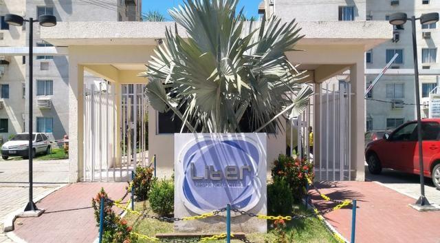 Liber J Apartamento térreo com garden, 2 quartos Liber Residencial Clube Belford Roxo RJ - Foto 2