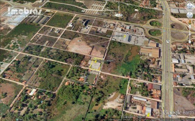 Galpão, 2.200 m², BR-116, Pedras, Messejana, Fortaleza Anel Viário, galpão à venda! Galpão - Foto 4