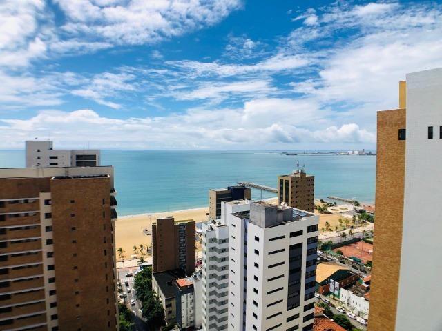 Cobertura duplex na Praia de Iracema com 130m com Vista para Espetacular