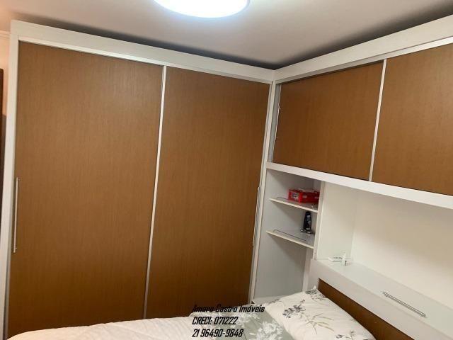 COD 176 - Linda casa porteira fechada 2 qts em Boa Esperança- Próx. à Miguel Couto - NI - Foto 6