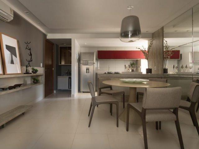 Apartamento Manaíra 3 q Projetado e mobiliado - Foto 10