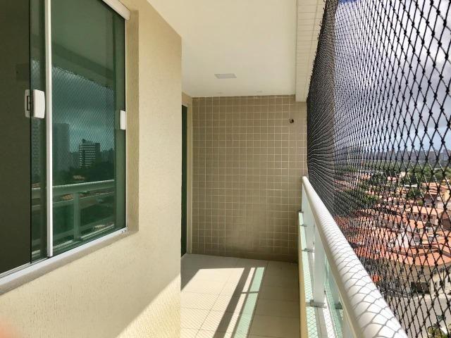 Apartamento com 106m, 3 quartos, 3 vagas, 9º andar no Luciano Cavalcante - Foto 15