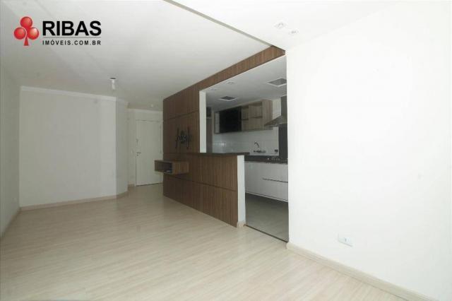 Apartamento com 3 dormitórios para alugar, 78 m² por r$ 2.000,00/mês - capão raso - curiti - Foto 6