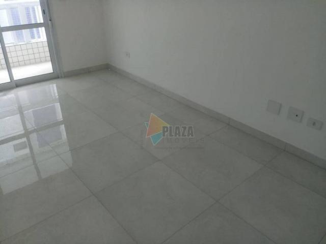 Apartamento com 2 dormitórios à venda, 83 m² por R$ 543.335,00 - Canto do Forte - Praia Gr - Foto 8