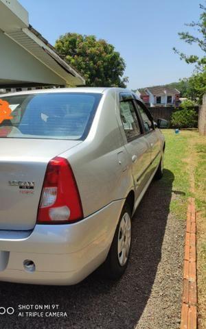 Renault Logan Expression 1.0 16v flex 2010 Repasse - Foto 9