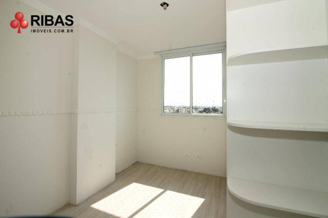 Apartamento com 3 dormitórios para alugar, 78 m² por r$ 2.000,00/mês - capão raso - curiti - Foto 14
