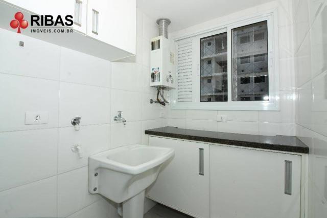 Apartamento com 3 dormitórios para alugar, 78 m² por r$ 2.000,00/mês - capão raso - curiti - Foto 9