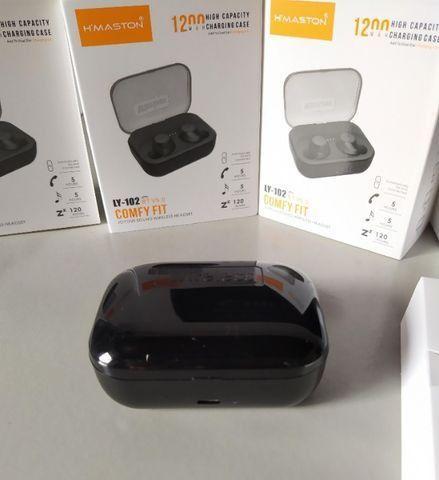 Fone de Ouvido Bluetooth H'maston LY-102 - Foto 4