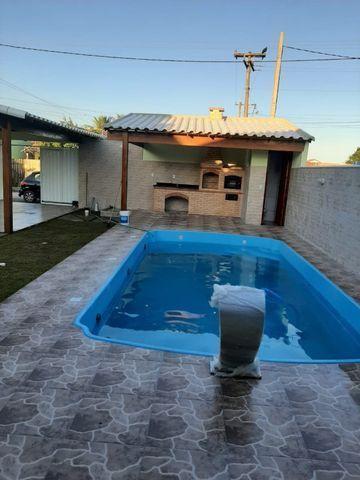 Linda Casa com 3 quartos e piscina. R$ 210.000,00 (Entrada) - Foto 15