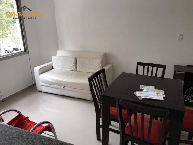 Apartamento com 1 dormitório à venda, 55 m² por R$ 550.000 - Moema - São Paulo/SP