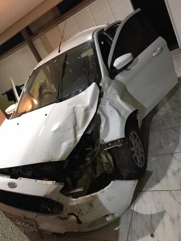 Ford Ka 2015 batido para sucata