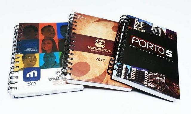 Agendas - Cadernetas - Blocos de pedidos e Livro Caixa