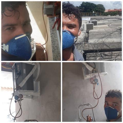 Instalação e manutenção de ar condicionado Split - Foto 6