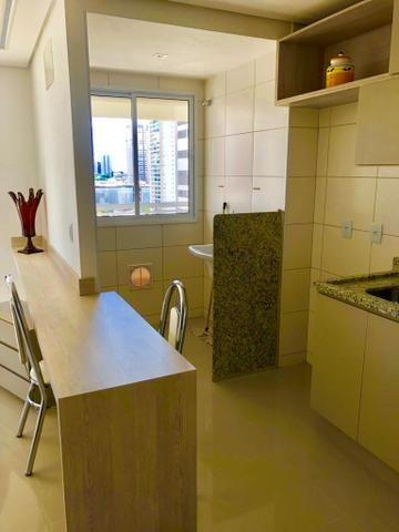 Aluguel, flat com 39 m2, mobiliado, The Expression/go - Foto 4