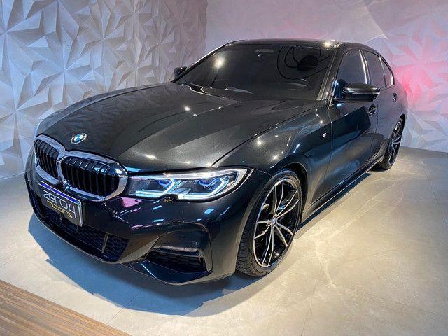 BMW 330 M SPORT BLINDADA, 2020, apenas 10.000 Km, igual á zero Km - Foto 20