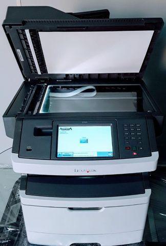 Impressora Lexmark X464, sem toner e sem foto - Foto 6