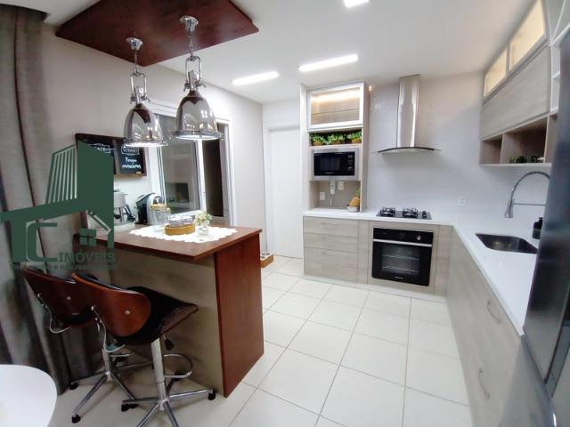 Apartamento com Vista para o Rio 100% Mobiliado - Foto 12