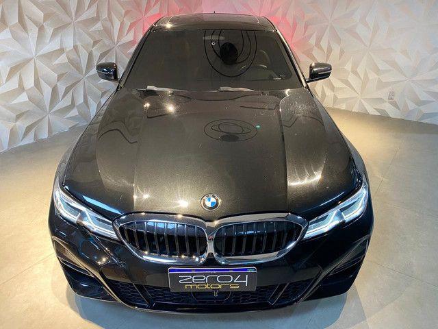 BMW 330 M SPORT BLINDADA, 2020, apenas 10.000 Km, igual á zero Km - Foto 2
