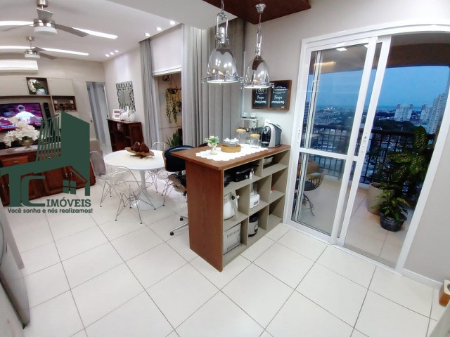 Apartamento com Vista para o Rio 100% Mobiliado - Foto 14
