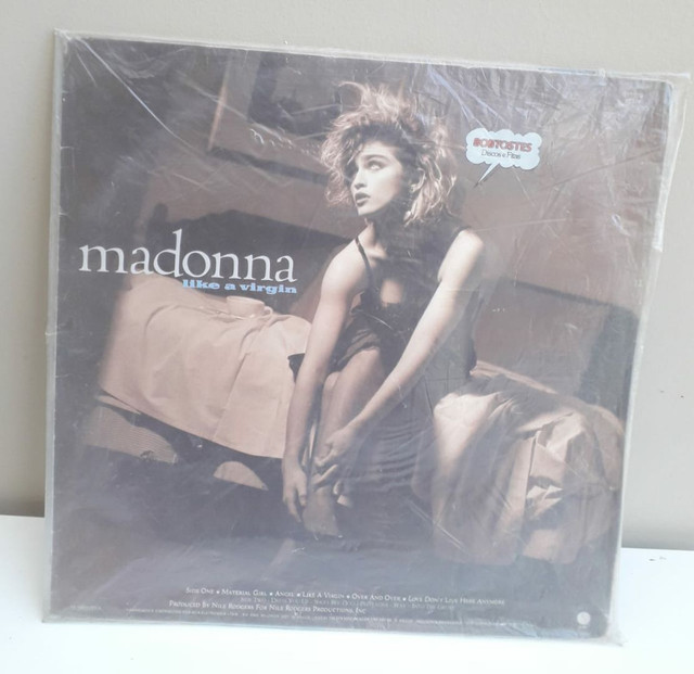 Vinil Madonna Like a Virgin - Foto 2
