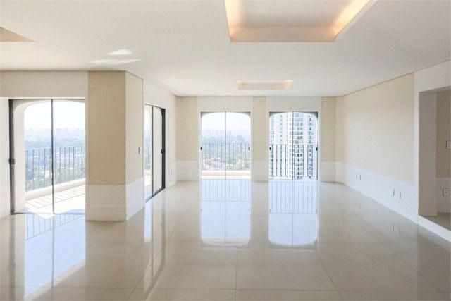 Apartamento para alugar com 4 dormitórios em Alto da boa vista, São paulo cod:REO385560 - Foto 3