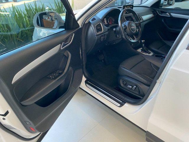 Audi Q3 Ambiente 1.4 Tfsi Aut. 2017 Top de Linha Unico Dono - Foto 12