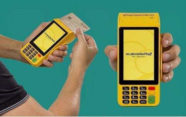 Não perca mais vendas,maquinas de cartão pro2