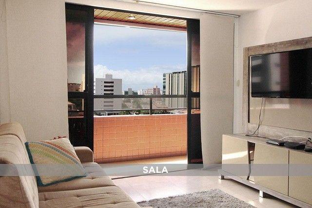 Apartamento com 2 dormitórios à venda, 65 m² por R$ 320.000,00 - Cabo Branco - João Pessoa - Foto 4
