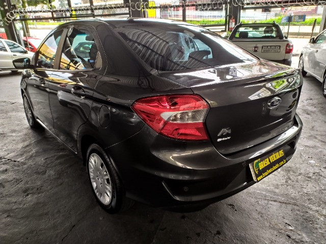 Ford KA Sedan 1.5  SE Flex ( Aceitamos troca e financiamos )  - Foto 5