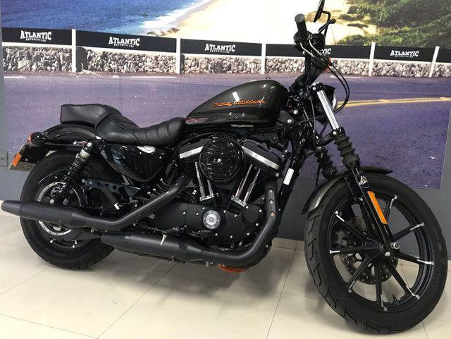 Harley Davidson Iron 883 2019. Exclusiva - Foto 2
