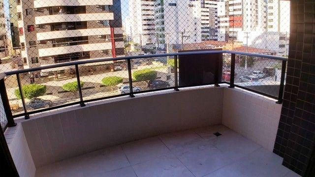 Vendo EVILÁSIO CORREIA 109 m² 3 Quartos 1 Suíte 3 WCs 2 Vagas PONTA VERDE - Foto 4