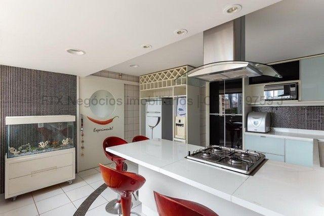 Apartamento impecável, todo decorado e mobiliado - Centro - Foto 8