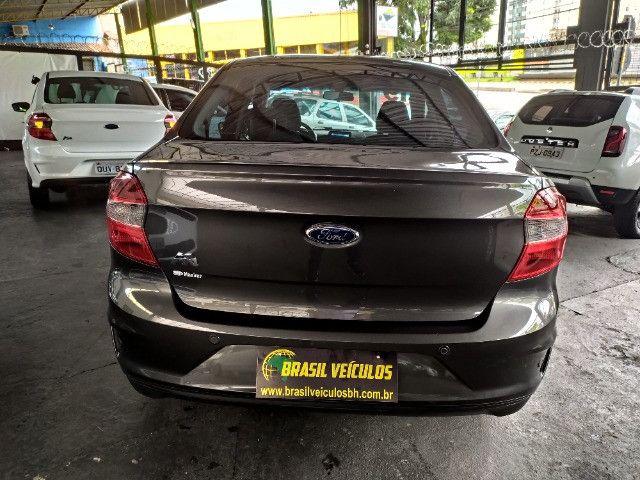 Ford KA Sedan 1.5  SE Flex ( Aceitamos troca e financiamos )  - Foto 4