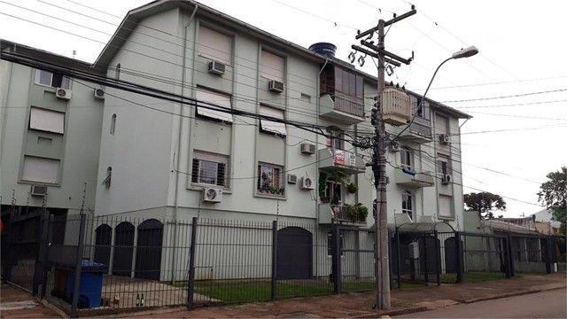 Apartamento à venda com 2 dormitórios em Jardim do salso, Porto alegre cod:REO563745