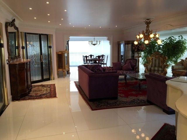 Apartamento para alugar com 4 dormitórios em Jardim marajoara, São paulo cod:REO134324 - Foto 4