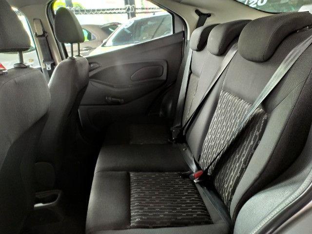 Ford KA Sedan  Flex 2020 Completo ( Aceitamos troca e financiamos ) - Foto 8