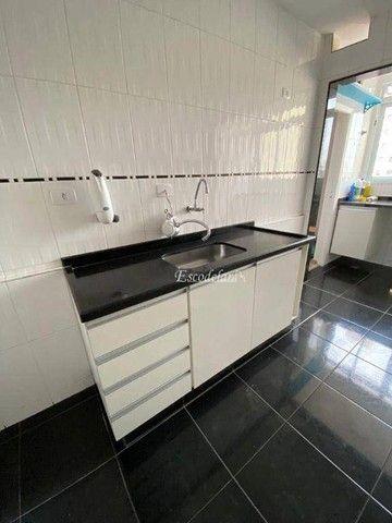 Apartamento com 4 dormitórios para alugar, 80 m² por R$ 1.800,00/mês - Santana - São Paulo - Foto 15