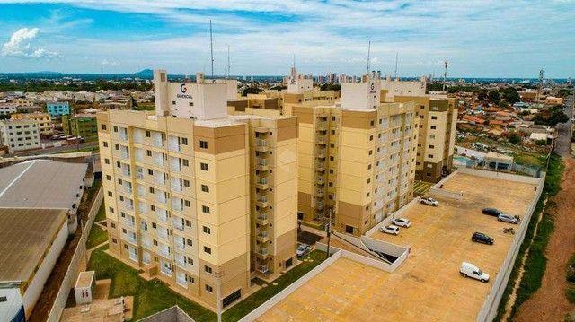 Vista - 41 a 91m² - 1 a 2 quartos - Campo Grande - MS